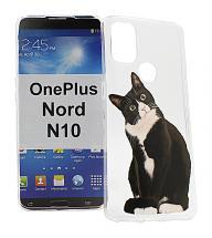 billigamobilskydd.se TPU-Designkotelo OnePlus Nord N10