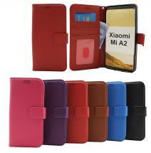 billigamobilskydd.se New Jalusta Lompakkokotelo Xiaomi Mi A2
