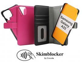 CoverIn Skimblocker Magneettikotelo Samsung Galaxy A22 (SM-A225F/DS)