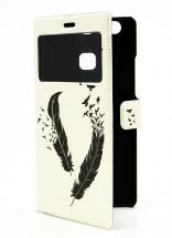 billigamobilskydd.se Design Flipcase Huawei P9 Plus