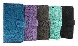 billigamobilskydd.se Flower Standcase Wallet iPhone 7 Plus / 8 Plus