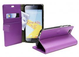 billigamobilskydd.se Jalusta Lompakkokotelo HTC One A9s