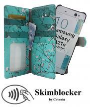 CoverIn Skimblocker XL Magnet Designwallet Samsung Galaxy A21s (A217F/DS)