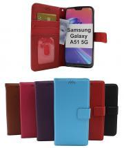 billigamobilskydd.se New Jalusta Lompakkokotelo Samsung Galaxy A51 5G (A516B/DS)
