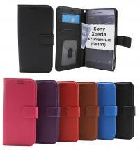 billigamobilskydd.se New Jalusta Lompakkokotelo Sony Xperia XZ Premium (G8141)