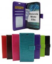 billigamobilskydd.se Crazy Horse Lompakko Motorola Moto E6s