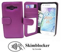 billigamobilskydd.se Skimblocker Lompakkokotelot Samsung Galaxy J5 (SM-J500F)