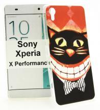 billigamobilskydd.se TPU-Designkotelo Sony Xperia X Performance (F8131)