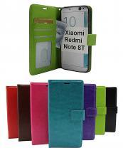 billigamobilskydd.se Crazy Horse Lompakko Xiaomi Redmi Note 8T