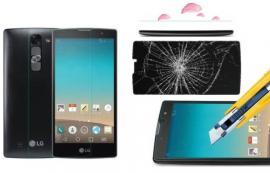 billigamobilskydd.se Näytönsuoja karkaistusta lasista LG G4c (H525N)
