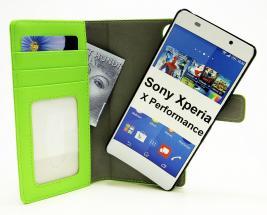 CoverIn Magneettikotelo Sony Xperia X Performance (F8131)