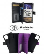 billigamobilskydd.se Skimblocker XL Magnet Wallet iPhone 11 Pro Max (6.5)