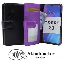 billigamobilskydd.se Skimblocker Lompakkokotelot Honor 20