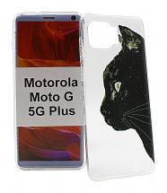 billigamobilskydd.se TPU-Designkotelo Motorola Moto G 5G Plus