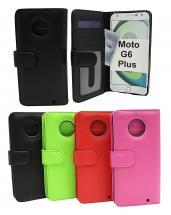 billigamobilskydd.se Lompakkokotelot Motorola Moto G6 Plus
