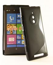 billigamobilskydd.se S-Line TPU-muovikotelo Nokia Lumia 830