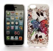 billigamobilskydd.se TPU Designcover iPhone 5c