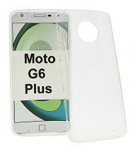 billigamobilskydd.se Ultra Thin TPU Kotelo Motorola Moto G6 Plus
