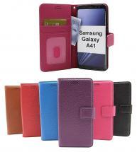 billigamobilskydd.se New Jalusta Lompakkokotelo Samsung Galaxy A41