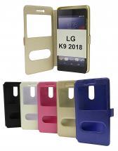 billigamobilskydd.se Flipcase LG K9 2018 (LMX210)