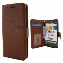 billigamobilskydd.se New Jalusta Lompakkokotelo Moto G5s Plus (XT1806 XT1805)