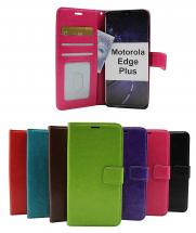 billigamobilskydd.se Crazy Horse Lompakko Motorola Edge Plus