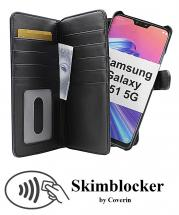 CoverIn Skimblocker XL Magnet Wallet Samsung Galaxy A51 5G (A516B/DS)