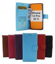 billigamobilskydd.se New Jalusta Lompakkokotelo iPhone 13 Pro (6.1)