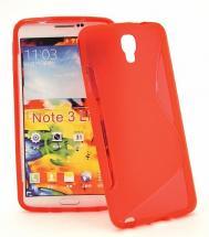billigamobilskydd.se S-Line TPU-muovikotelo Samsung Galaxy Note 3 Neo (N7505)