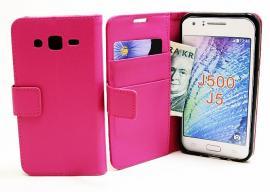 billigamobilskydd.se Jalusta Lompakkokotelo Samsung Galaxy J5 (SM-J500F)
