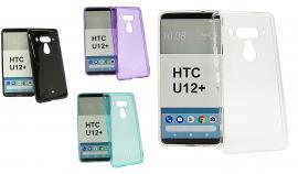 billigamobilskydd.se TPU-suojakuoret HTC U12 Plus / HTC U12+