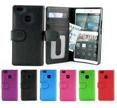 billigamobilskydd.se Lompakkokotelot Huawei P9 Lite