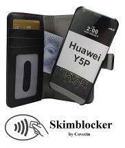 CoverIn Skimblocker Magneettilompakko Huawei Y5p