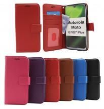 billigamobilskydd.se New Jalusta Lompakkokotelo Motorola Moto G7 / Moto G7 Plus