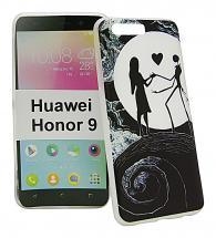 billigamobilskydd.se TPU-Designkotelo Huawei Honor 9 (STF-L09)