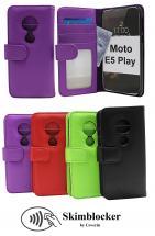 billigamobilskydd.se Skimblocker Lompakkokotelot Motorola Moto E5 Play