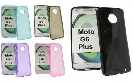 billigamobilskydd.se TPU-suojakuoret Motorola Moto G6 Plus