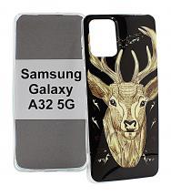 billigamobilskydd.se TPU-Designkotelo Samsung Galaxy A32 5G (A326B)