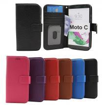 billigamobilskydd.se New Jalusta Lompakkokotelo Moto C (xt1754)