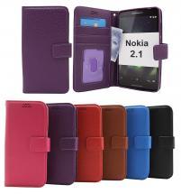 billigamobilskydd.se New Jalusta Lompakkokotelo Nokia 2.1