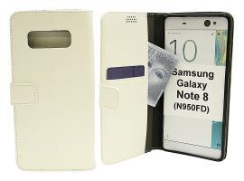 billigamobilskydd.se Jalusta Lompakkokotelo Samsung Galaxy Note 8 (N950FD)