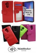 billigamobilskydd.se Skimblocker Lompakkokotelot Huawei Mate 20 Lite