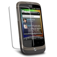 billigamobilskydd.se HTC Wildfire Näytönsuoja